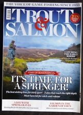 Trout And Salmon, March 2015, The Lake of Menteith Scotland, Seeking Sea Trout