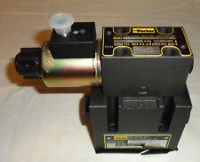 Parker D1VW020BNJDLMJ5 Hydraulic Directional Control Valve 24 VDC NEW