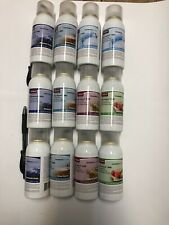 12 Rubbermaid® Commercial Microburst 3000 Refill, Mountain Peaks & Other Scents