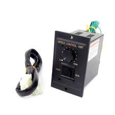 Dayton Speed Control PSC Motor 240VAC TENV 1/19 HP .48 Amps 23L582