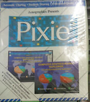 Pixie, by Zenographics. 1989 Updated version. New.Sealed. For IBM PCs