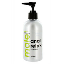 lubrificante intimo ANALE MALE COBECO ANAL RELAX LUBRICANT 250ML sexy shop