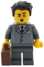 NEW LEGO CLASSIC MAFIA CONSIGLIERE MINIFIG gangster lawyer mob godfather figure