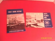 U S Coast Guard Pamphlets- Two-Softcover