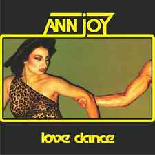 Ann Joy • Love Dance Brand New & Sealed Import 24 Bit CD  4 Bonus Tracks