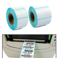Tag Print Supplies Thermal Sticker Waterproof Package Label Adhesive Paper