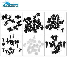 6 Size Car Push Pin Rivet Clip Bumper Door Panel Retainer Clip Assortment 100pcs