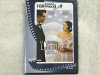 EL JOVEN LINCOLN DVD JOHN FORD HENRY FONDA ALICE BRADY NEW NUEVA PRECINTADA