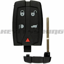Replacement Remote Keyless Entry Key Fob for (433mhz) 2008-2012 Land Rover LR2