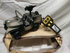 Remco Power Command US Army Jeep Radio-Controlled, in box. Very nice. Eco ship.