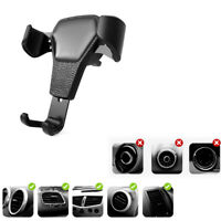 1x Universal GPS Gravity Car Air Vent Mount Cradle Holder Stand For Mobile Phone