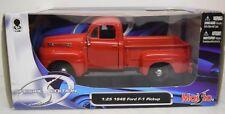 Maisto 1:24 31935 Ford F-1 Pickup, 1948,  rot,  Die Cast