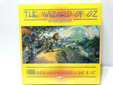 The Wizard of Oz 1000 Pc Puzzle Beautiful Art Work by by Scott Gustafson New