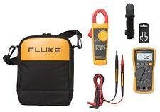 Fluke 117/323-KIT Electrician's Combo Kit, 117 Multimeter & 323 Clamp Meter Kit