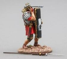 THOMAS GUNN ROMAN EMPIRE ROM010C 9TH LEGIONNAIRE BULLS EYE BLACK SHIELD MIB
