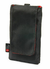 Black Cushioned Case / Pouch for NGM Romeo Smartphone Mobile Phone