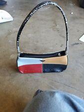 prada handbag leather