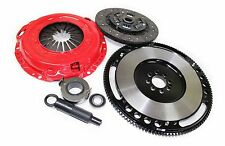 ULTIMATE STAGE 1 CLUTCH KIT+CHROMOLY FLYWHEEL HONDA PRELUDE/ACCORD 2.2L 2.3L