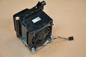 DELL T5500 optional 2nd CPU's Heatsink + Fan DP/N 0W715F W715F - Heatsink only