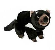 "Tasmanian Devil Large Stuffed Animal Plush Toy Rupert 12""/ 30cm Bocchetta"