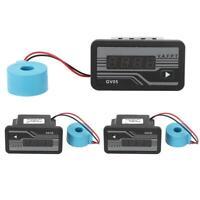 3 in 1 Generator Digital Meter Spannung Frequenz Voltmeter Zähler 220V/380V AC
