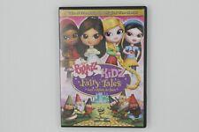 Bratz Kidz Fairy Tales (DVD, 2008)