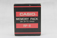 Casio RP-8 Memory Pack NIB NOS RARE