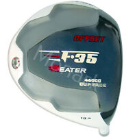 Heater F-35 OFFSET Titanium Golf Driver Graphite Shafted