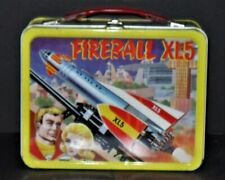 1964 FIREBALL XL5 VINTAGE LUNCHBOX BY KING SEELEY THERMOS.