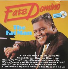 FATS DOMINO - THE FAT MAN  - CD (WORLD STAR COLLECTION)