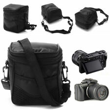 Waterproof Digital Camera Case Shoulder Bag For Nikon SLR DSLR Camera Black