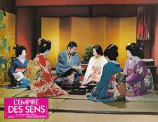 Nagisa Oshima L'Empire des Sens Offset Vintage 1976 /5