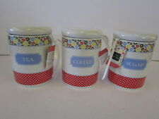 Boites et bocaux en céramique modernes pour le rangement de la cuisine