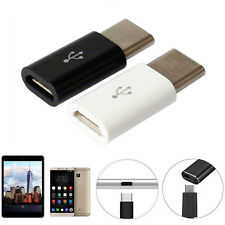 USB 3.1 Type-C Male to Micro USB 2.0 Female Converter Data Adapter Connector New