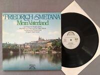 M631 Smetana My Fatherland Moldau Ancerl 2LP Supraphon 29 233-4 Stereo