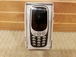 Nokia 3310 3G TA-1036 GSM Bar GSM Factory Unlocked Cell Phone NEW