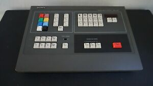 Sony DME-450 digital multi effect control panel with cable