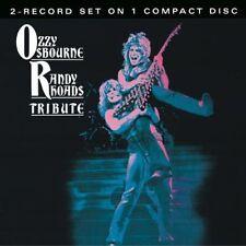 OZZY OSBOURNE & RANDY RHOADS Tribute CD BRAND NEW Remastered