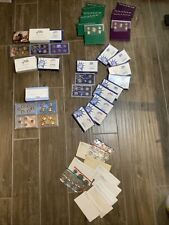 1973 To 2009 Us Mint And Proof Coin Sets Lot 33 Sets Random Years Stk #36