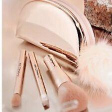 MAC Snowball Mini Makeup Brush Kit~Rose Gold~Limited Edition~100% Authentic~NIB