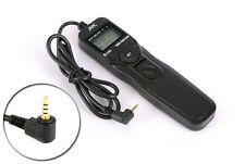 Disparador remoto Timer desencadenador se adapta a Panasonic Lumix g1, g2, g3, g10, dmw-rsl1
