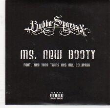(EJ567) Bubba Sparxxx, Ms New Booty - 2006 DJ CD