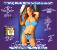 2010 Benchwarmer Signature Series Trading Cards BOX BRAND NEW & SEALED!