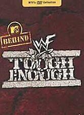 MTV - Behind Tough Enough (DVD, 2002, Sensormatic) #2-067,  #2-031-A