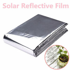 Garden Wall Mylar Film Covering Sheet Hydroponic Highly Reflective 210cm x 120cm