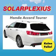 Auto Sonnenschutz Tönung zur Selbstmontage Honda Accord Tourer 8.Gen Bj.08-16
