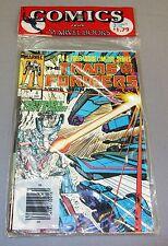 TRANSFORMERS #4,5,6 (Unread, Factory Sealed 3-Pack) NM shape Marvel Comics 1984