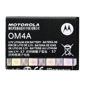 BATTERIE QUALITE ORIGINE NEUVE MOTOROLA OM4A POUR GLEAM EX210 EX211