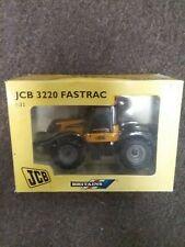 Ertl JCB 3220 Fastrac Tractor 1:32 Scale; Britains  new box has damage