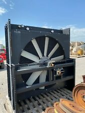 Caterpiller Aftermarket Industrial Radiator, 50 Sq. Ft. stacked core